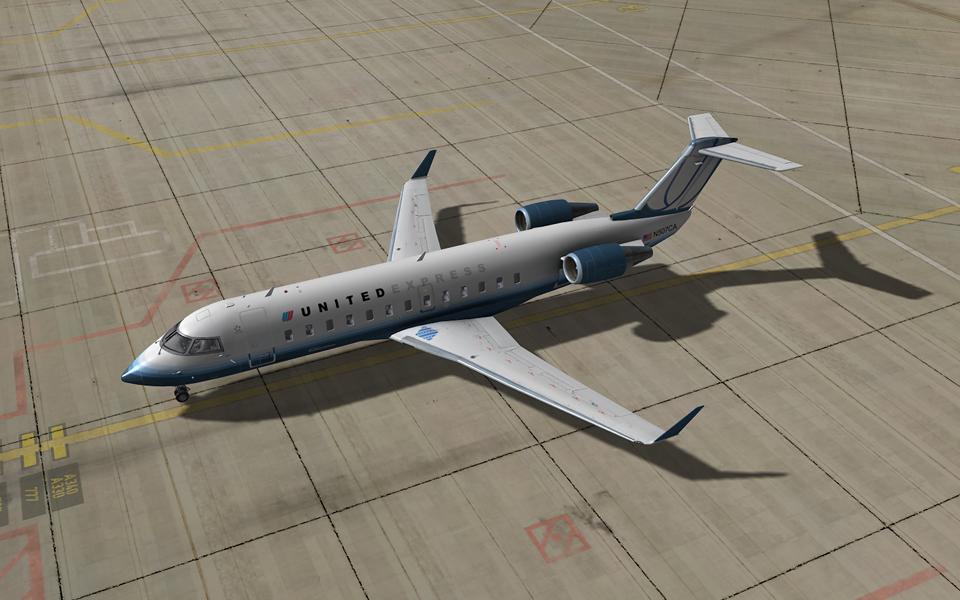 Take Command!: CRJ-200, X-Aviation