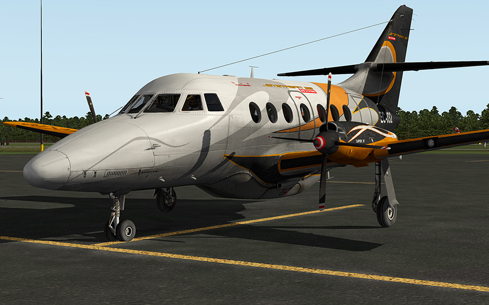 BAe Jetstream 32