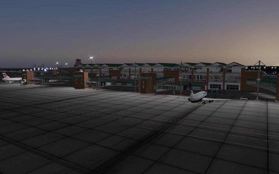 LIPZ - Venice Marco Polo Airport, X-Aviation