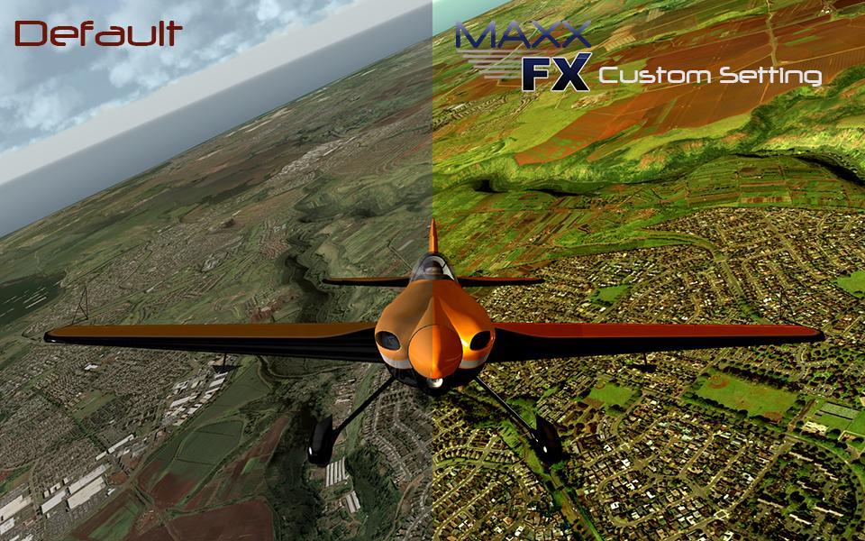 Maxx FX, X-Aviation