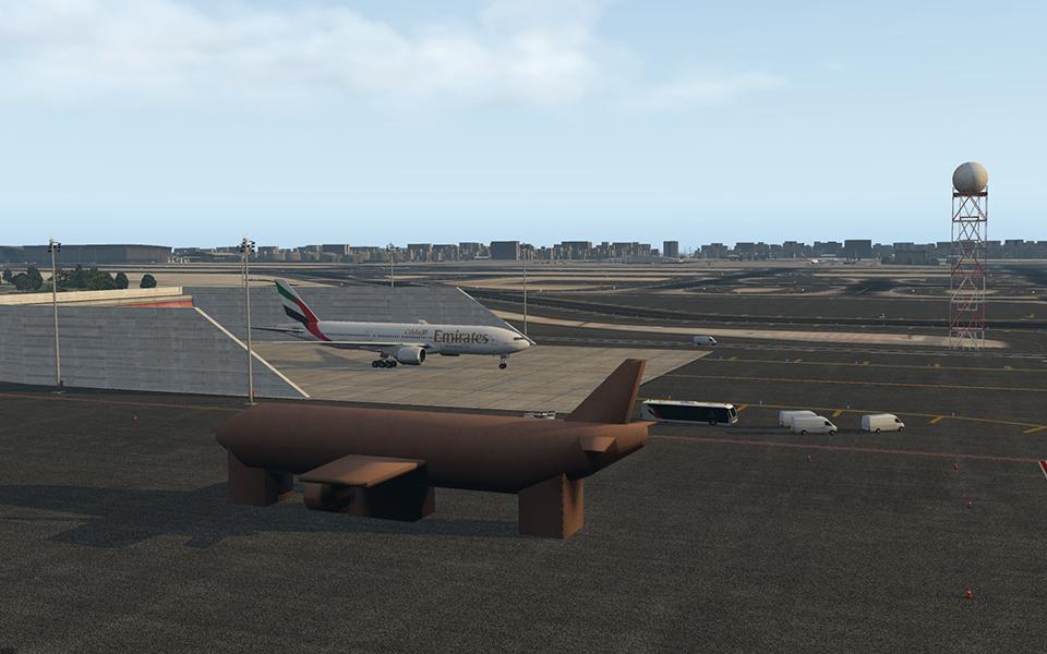 OMDB - Dubai International Airport, X-Aviation