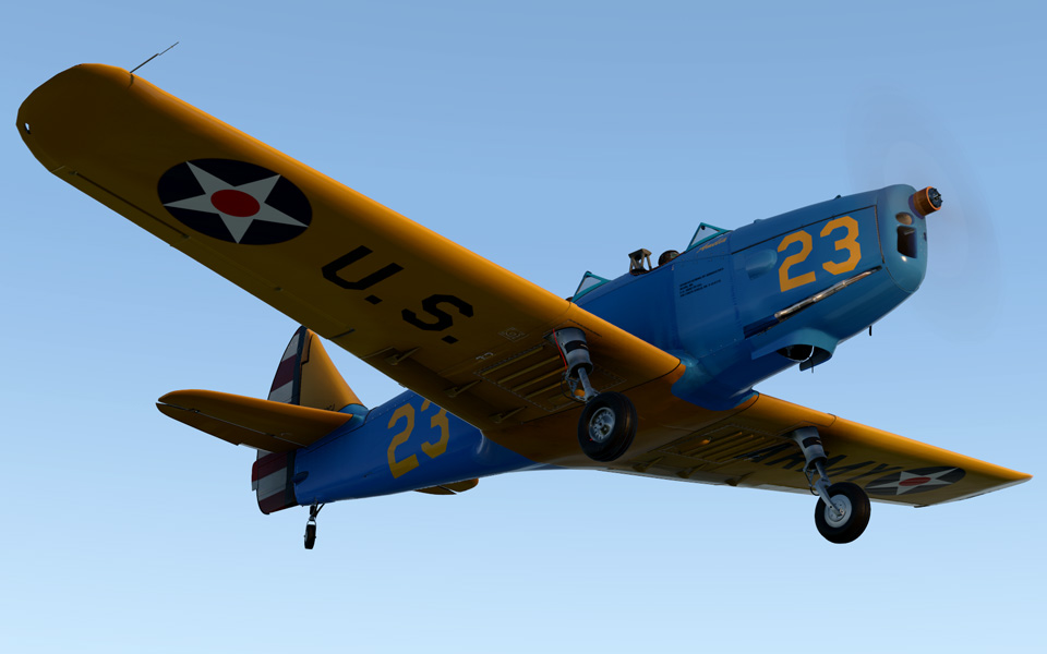 UJS Fairchild PT-19