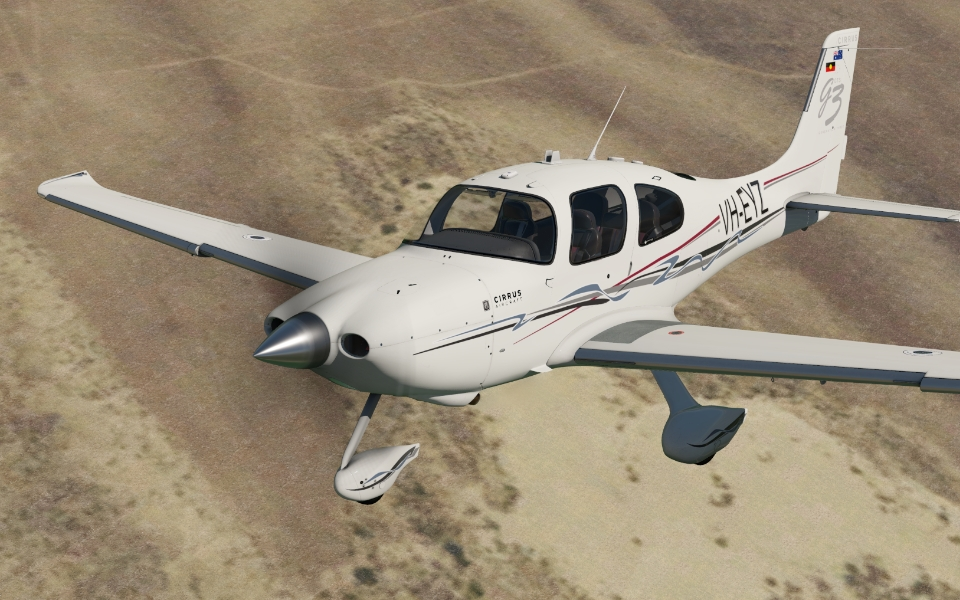 Take Command!: SR22 Series