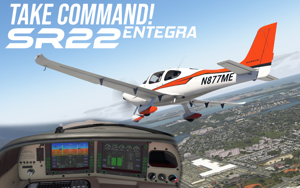 Take Command!: SR22 Entegra Series