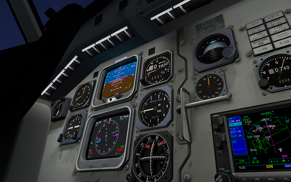 Take Command!: Saab 340A, X-Aviation