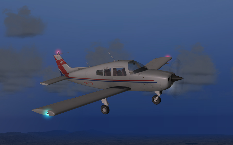 Beechcraft Sundowner C23