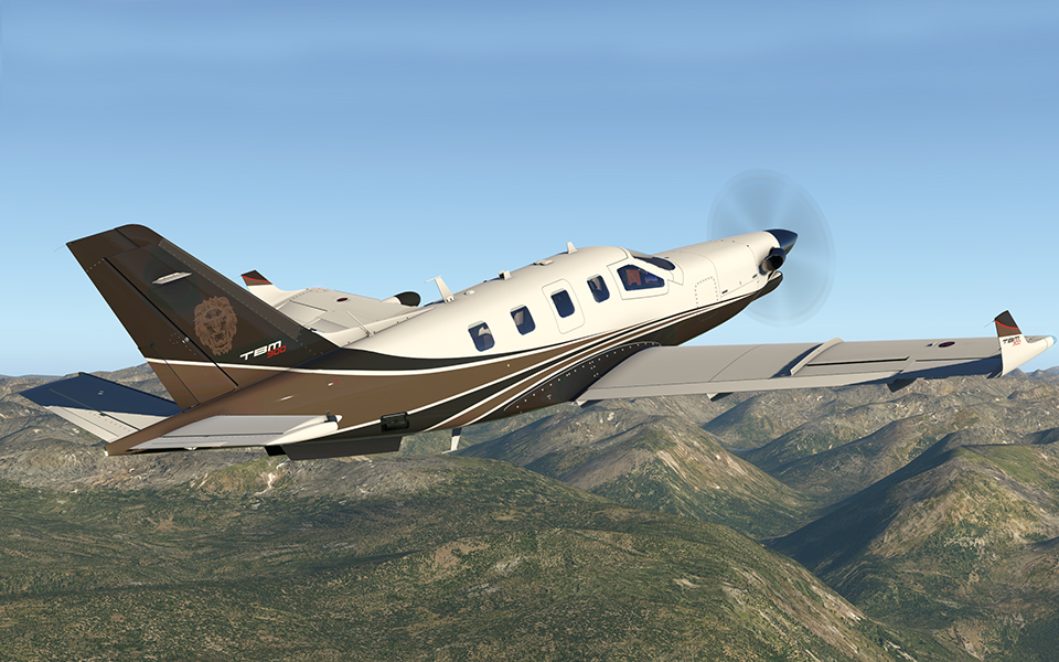 Take Command!: Hot Start TBM 900