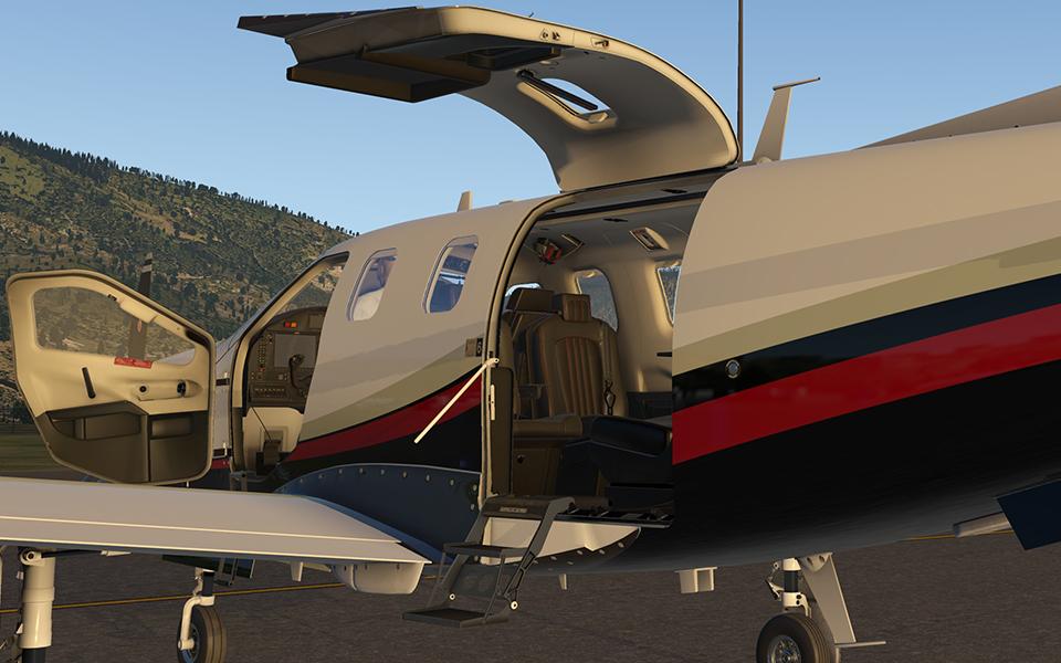 Take Command!: Hot Start TBM 900, X-Aviation
