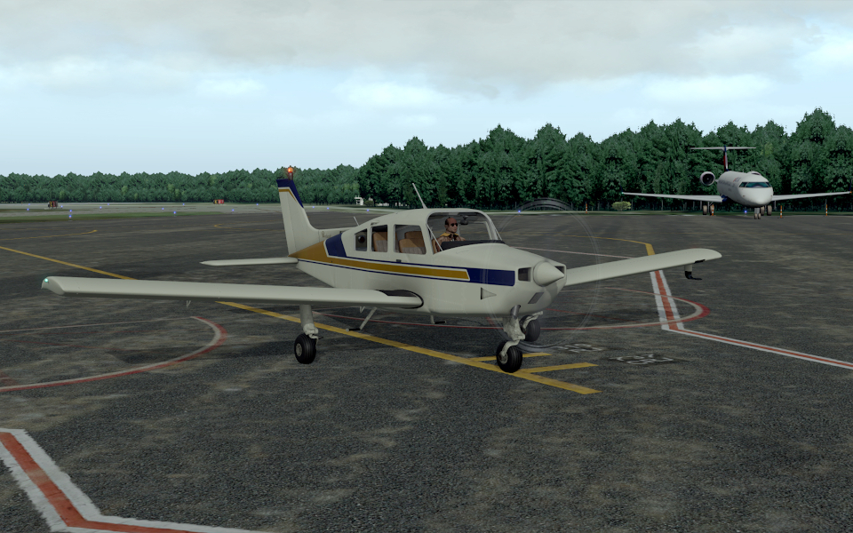 Beechcraft Sundowner C23 v2